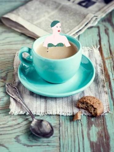 ILLUSTRATION CAFE