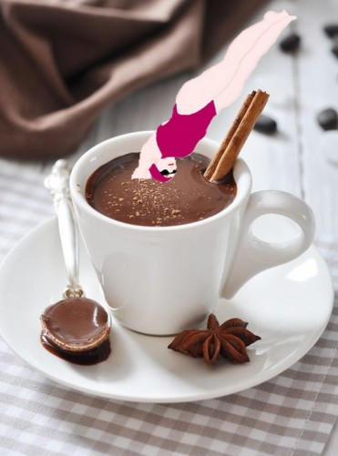 ILLUSTRATION CHOCOLAT