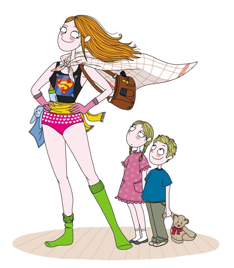 la mère parfaite est une connasse