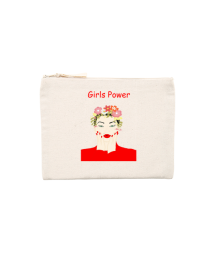 POCHETTE VOYAGE GIRLS POWER