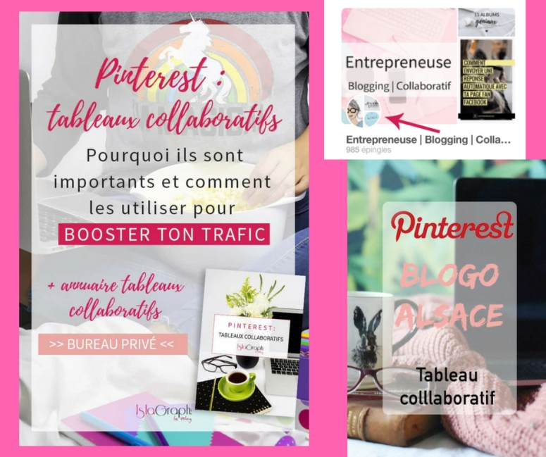 #commentouvirunblog #blog #devenirblogueuse #traficpinterest