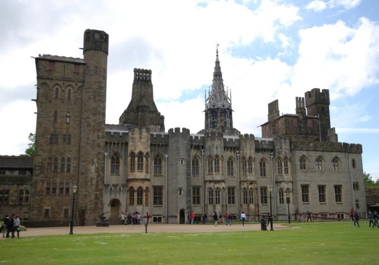 Le château de Cardiff