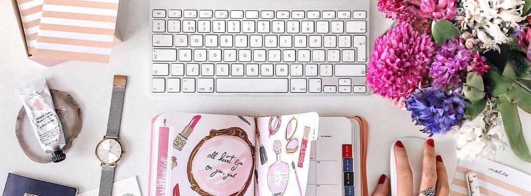 #blog #pinterest #blogueuse